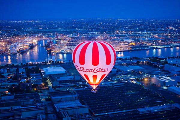 5 Reasons Why You Should Put A Hot Air Balloon Flight over Melbourne On Your Bucket List Today