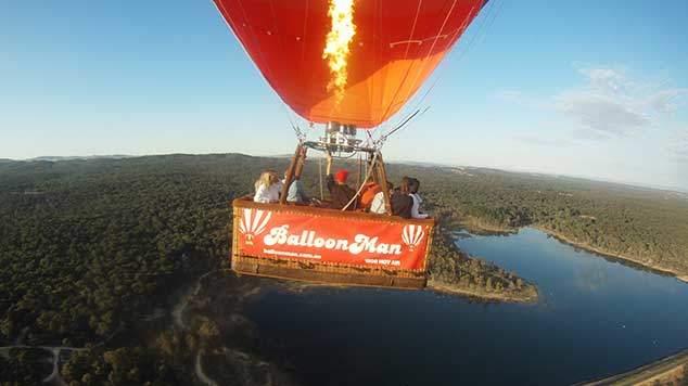 Premium Balloon Flight - Melbourne